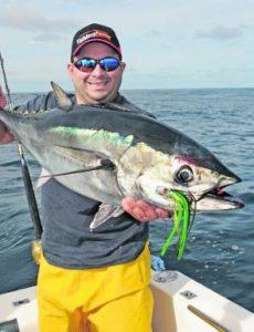 tuna trolling